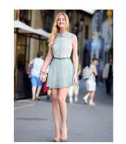 2103 новое платье моды стиль