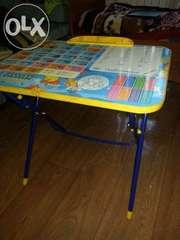 столик и стульчик складные