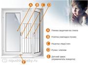 Пластиковые окна,  двери,  балконы и витражи !!!