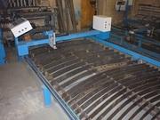 Портальный станок плазменной резки металла с ЧПУ в Астане