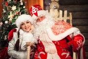 Дед Мороз и Снегурочка Кокшетау