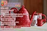 Оптом изделия из керамики от производителя
