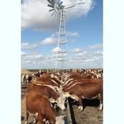 Ветроустановки (ветряки) для подьема воды