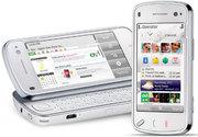 Nokia N 97 (новый) Защитная пленка